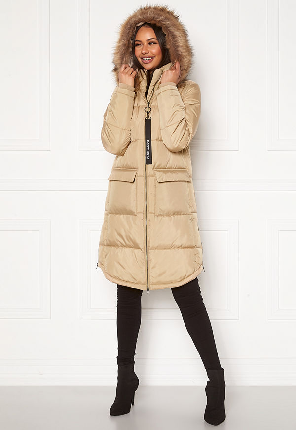 Happy Holly Patricia padded jacket