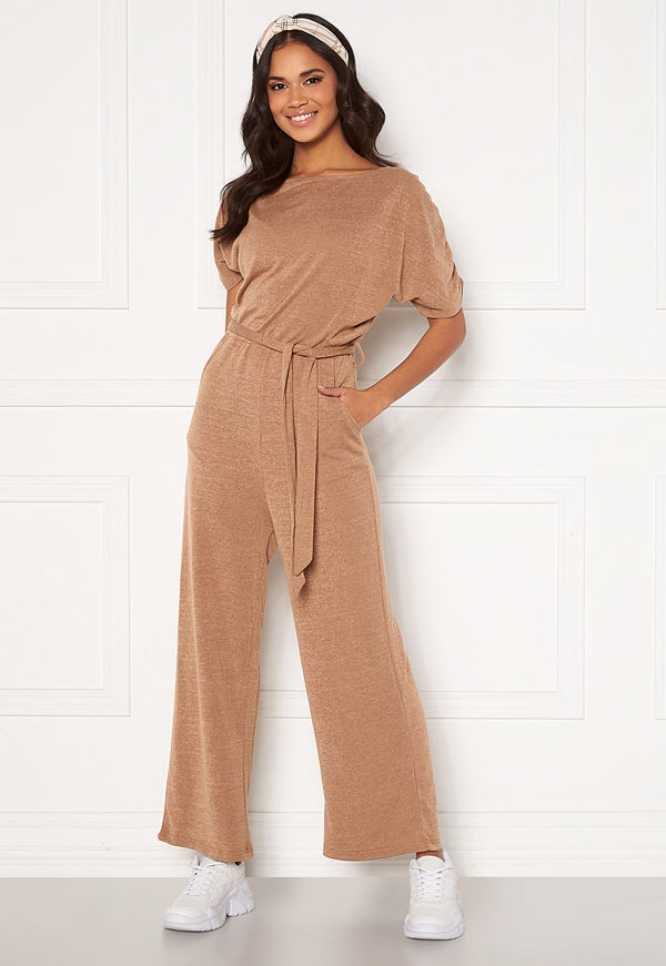 Ax Paris Knitted Jumpsuit