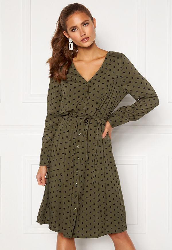 Happy Holly Blake ls dress