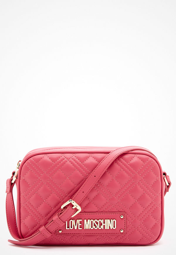 Love Moschino New Shiny Quilted Bag