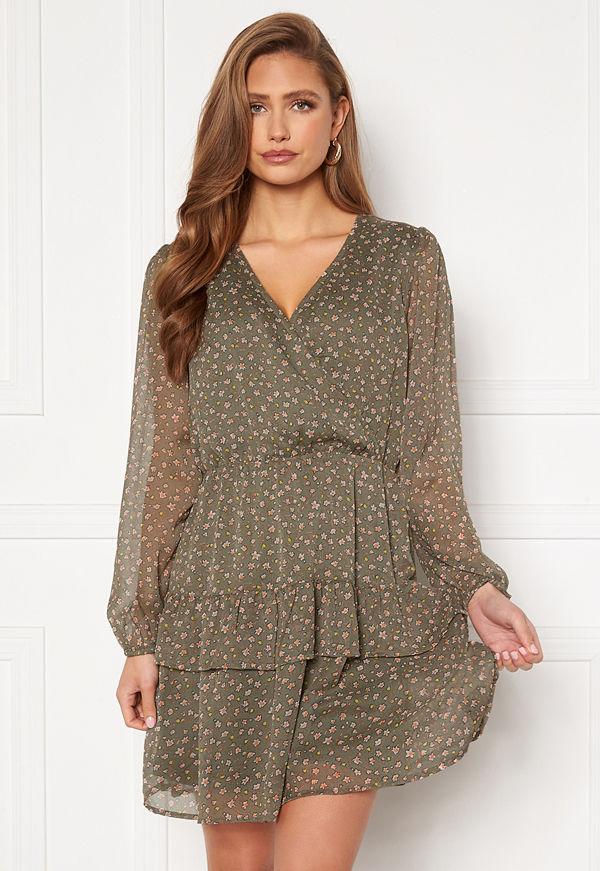 Jacqueline de Yong Penelope L/S Dress