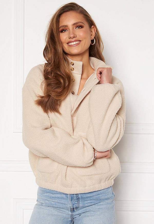 Object Noor L/S Teddy Pullover