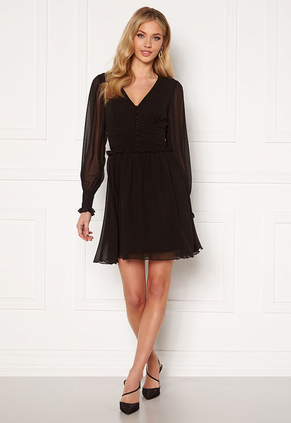 Chiara Forthi Sue Ruffle Dress