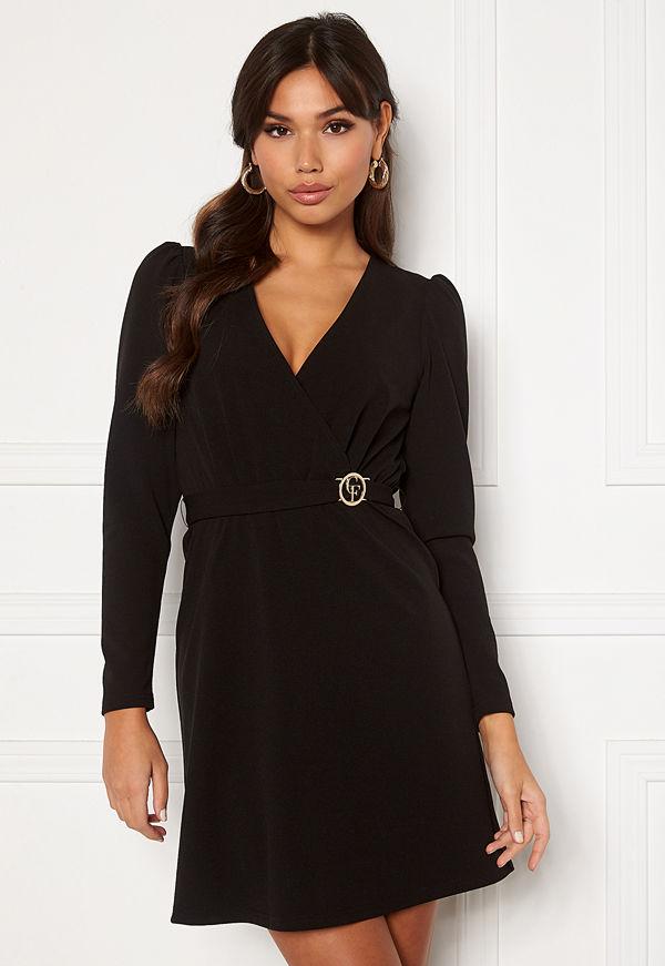 Chiara Forthi Cornelle buckle dress