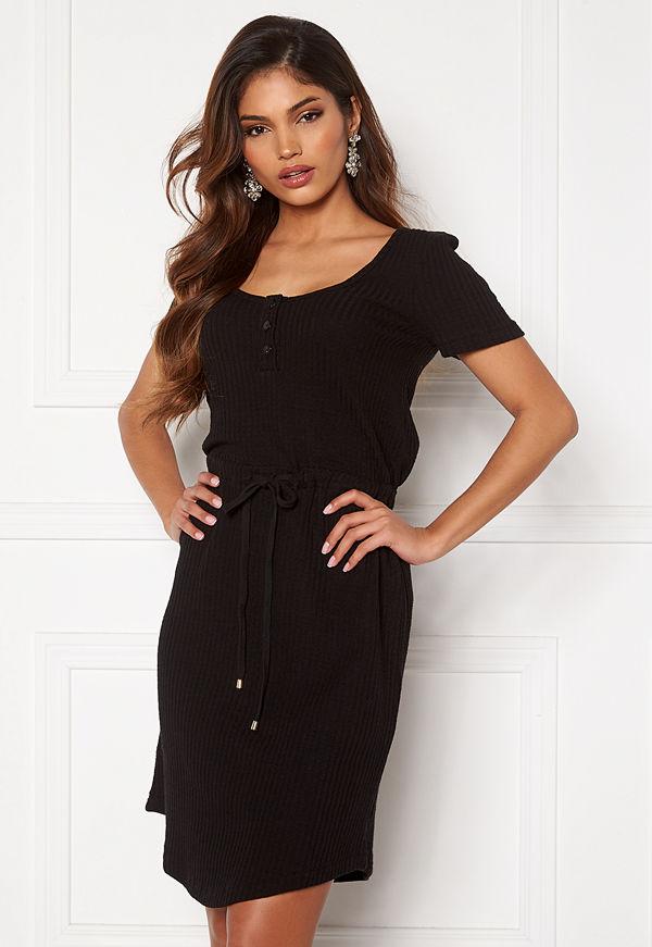Happy Holly Serena dress Black