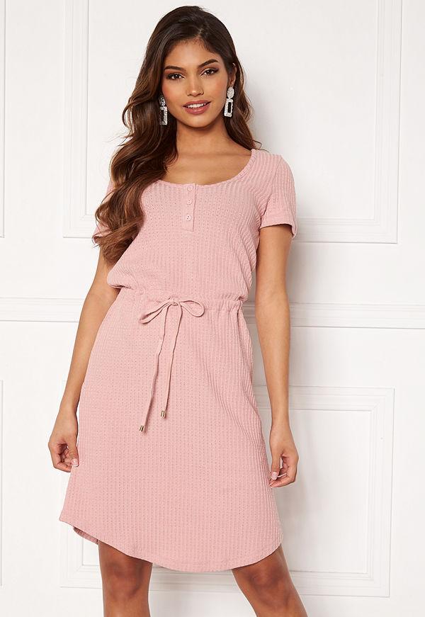 Happy Holly Serena dress Dusty pink