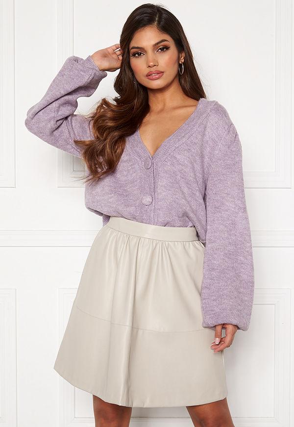 Pieces Dina LS Knit Cardigan