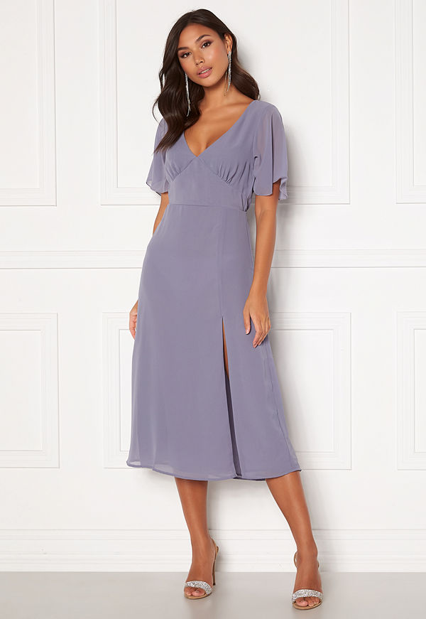 Bubbleroom Ally flounce dress