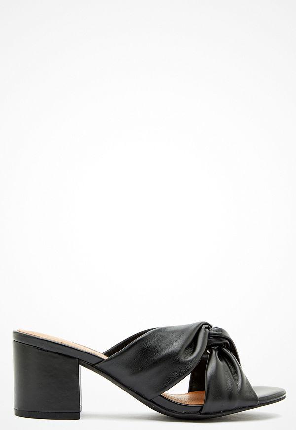 Bianco Cate Knot Mule Sandal