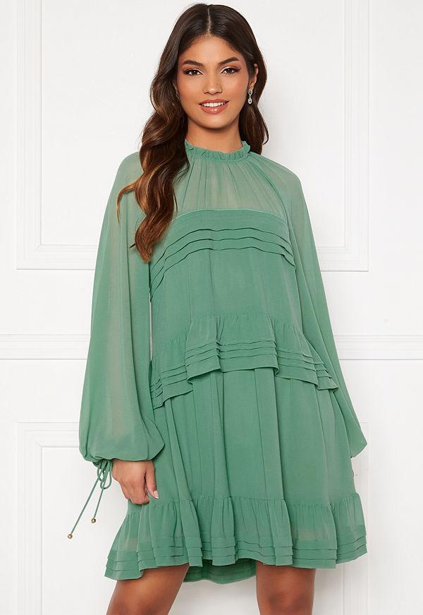 Forever New Inez Tiered Mini Dress