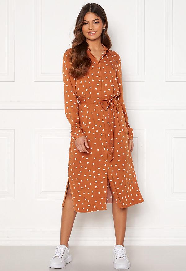 Vila Dania Belt Shirt Dress