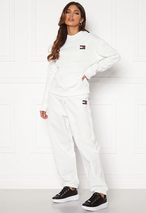 Tommy Jeans byxor Relaxed Badge Sweatpant
