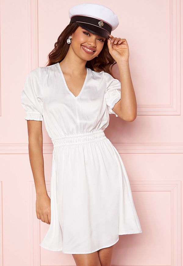 Bubbleroom Mayra Puff Sleeve Dress