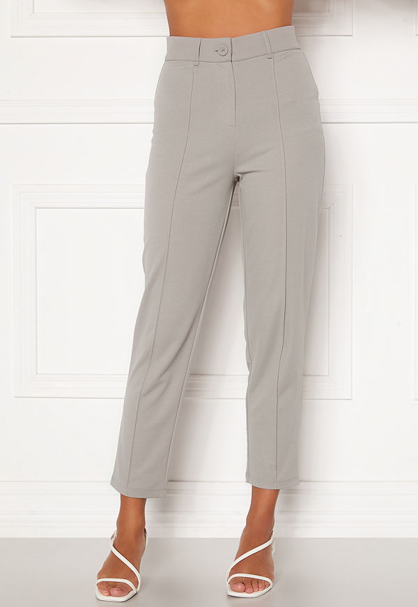 Bubbleroom byxor Peyton soft suit trousers