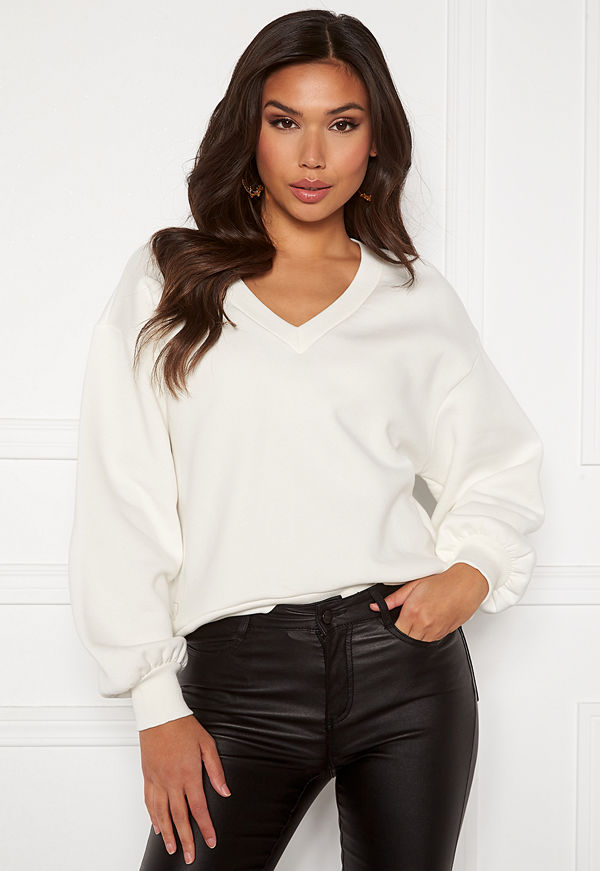 Sisters Point Peva Sweat 101 Off White