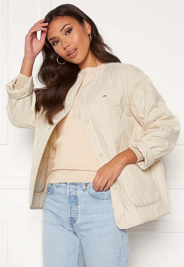Tommy Jeans Quilted Liner Jacket
