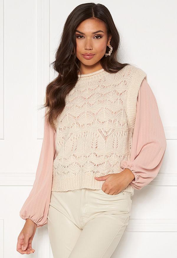 Object Pamela Knit Waistcoat