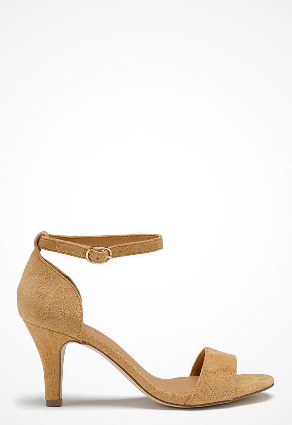 Bianco Adore Basic Sandal Camel