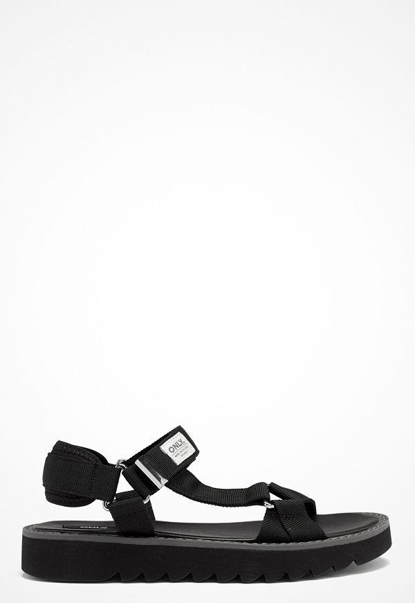 Only Malu Chunky Wrap Sandal