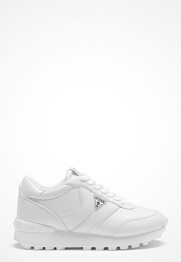 Guess Samsin3 Leather Sneakers