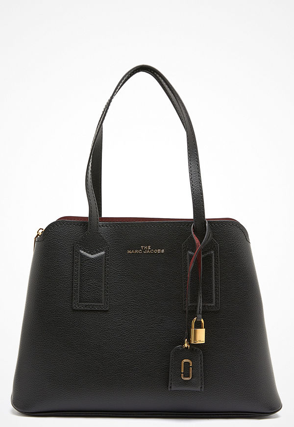 The Marc Jacobs The Editor 38 Bag 001 Black