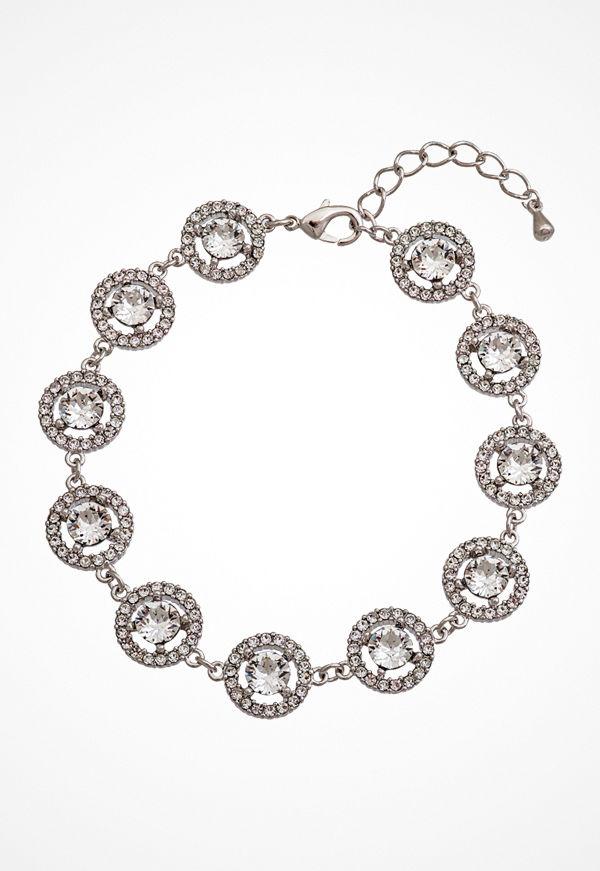 Lily and Rose armband Miranda Bracelet Crystal/silver