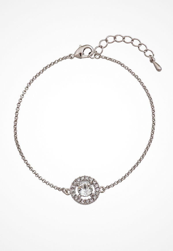 Lily and Rose armband Miss Miranda Bracelet Crystal/silver