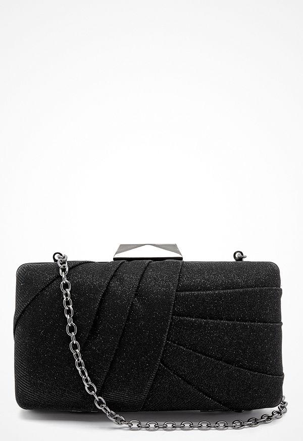 Menbur svart axelväska Party Bag Black