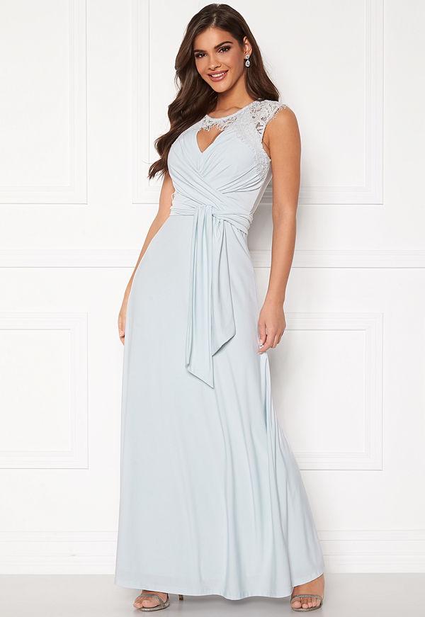 Chiara Forthi Genevra Gown Dusty blue