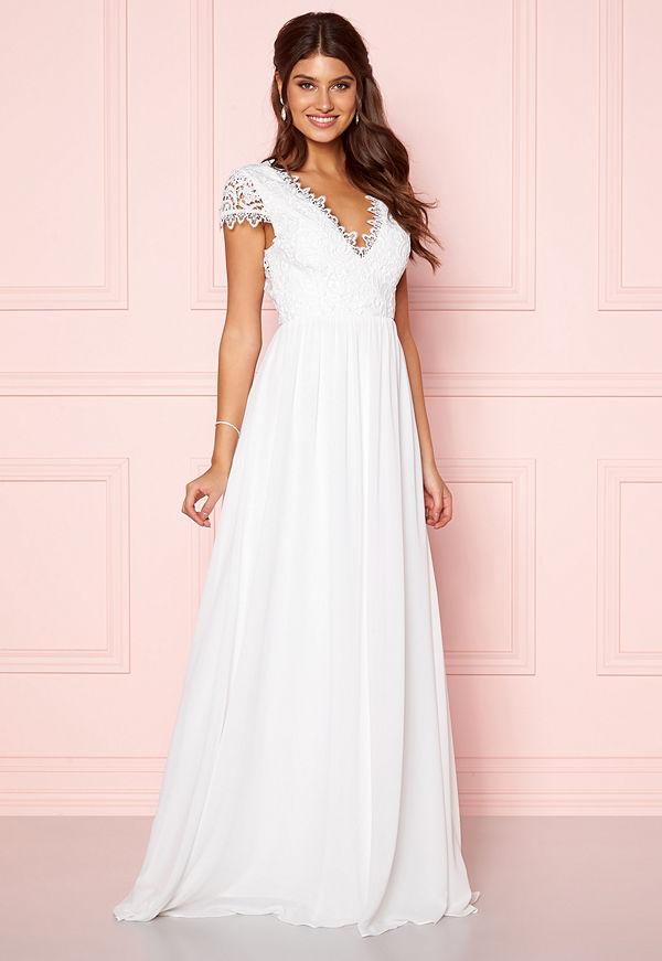 Moments New York Amelia Wedding Gown White