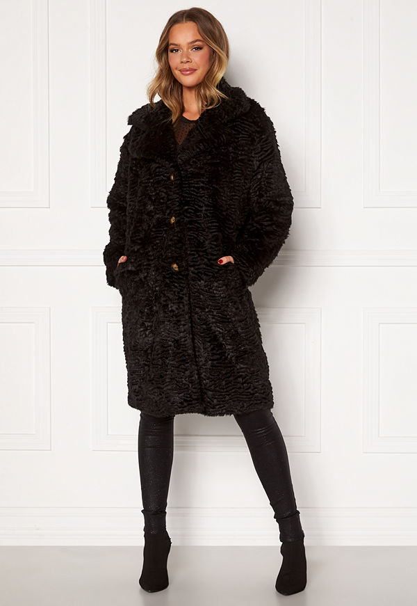 Object Charlott Coat Black