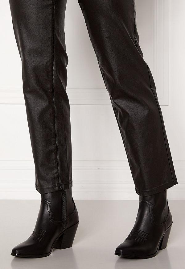 Bianco Clemetis Western Boot 100 Black