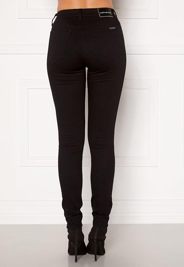 Calvin Klein Jeans CKJ 010 High Rise Skinny 1BY ZZ003 Black