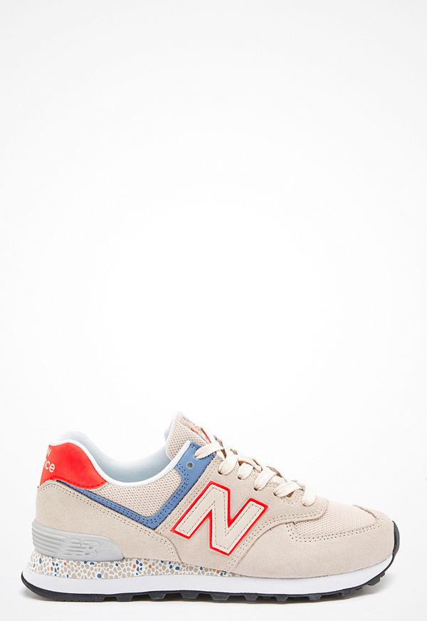 New Balance WL574 Sneakers Beige