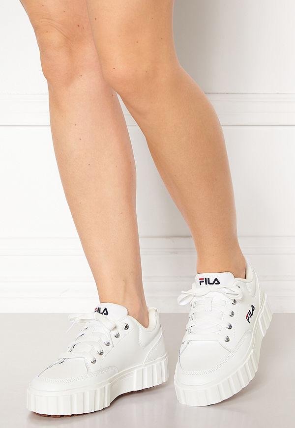 Fila Sandblast Sneakers 1FG White