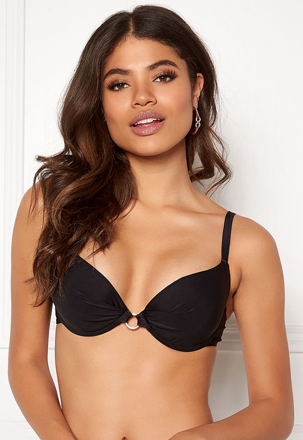 Happy Holly Eliza bikini bra Black
