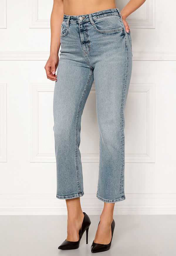77thFLEA Dora straightleg jeans Light blue