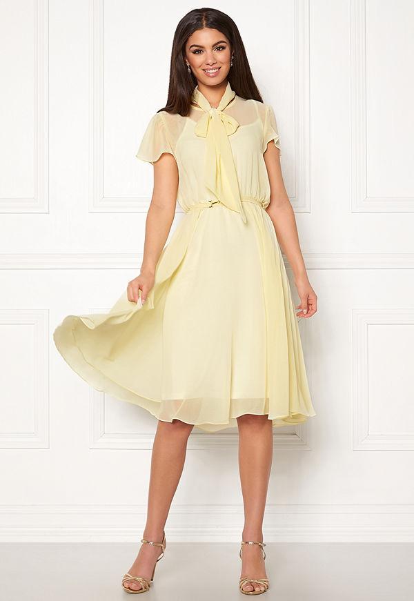 Ida Sjöstedt Polly Dress Light Yellow