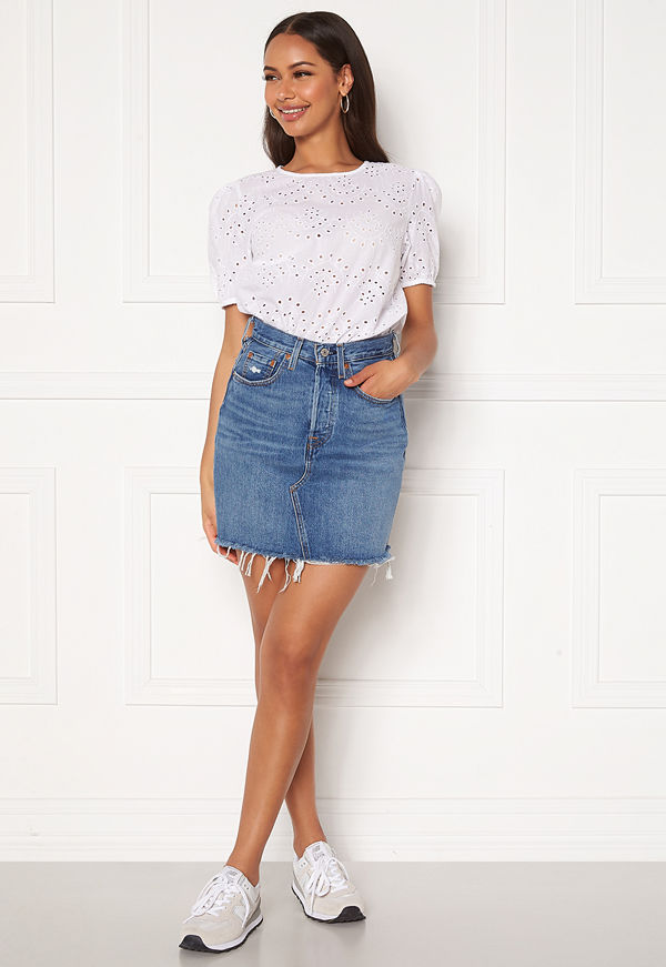 Levi's Hr Decon Iconic Bf Skirt 0020 Stuck in the mi