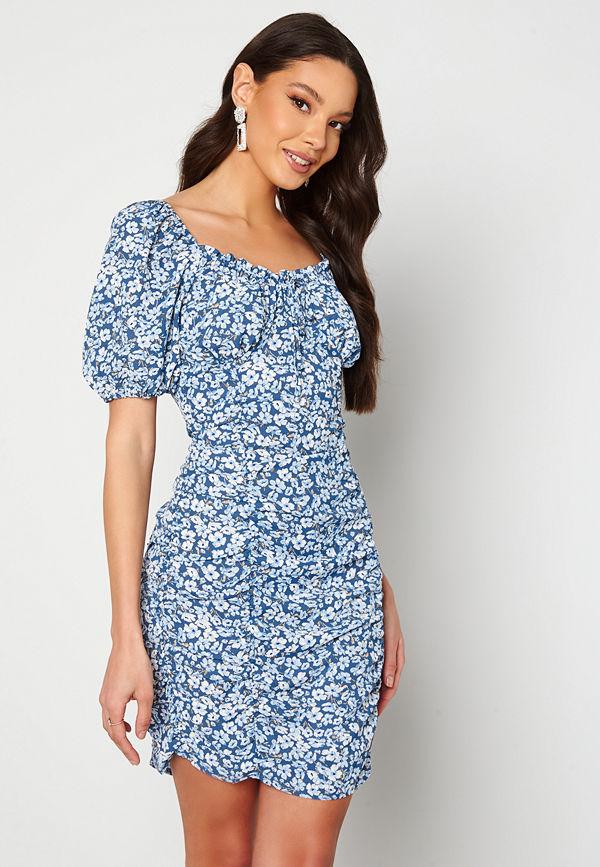 Only Fuchsia S/S Short Dress Vintage Indigo VF