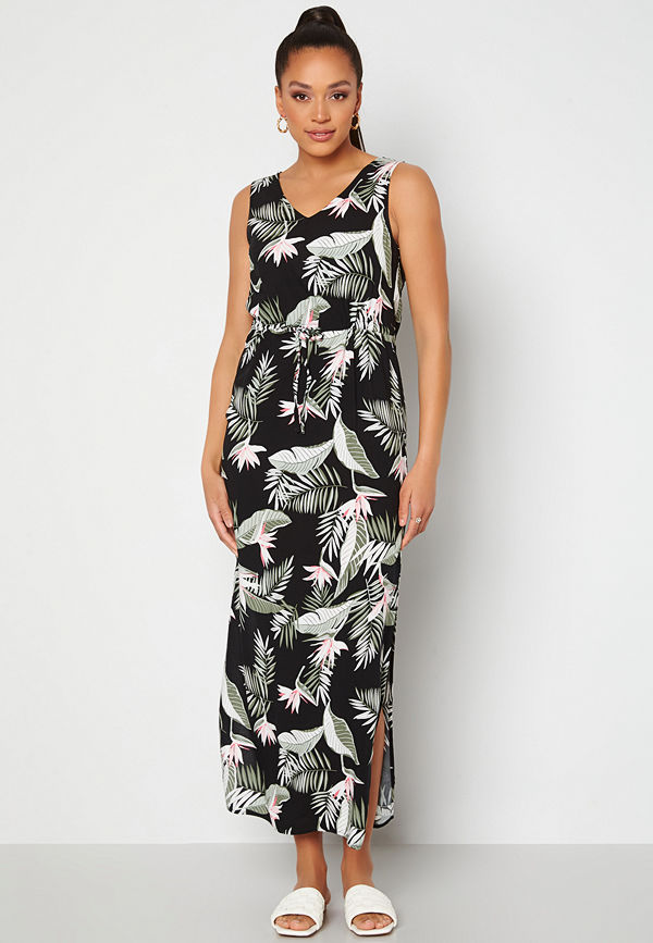Vero Moda Simply Easy Maxi Dress Black