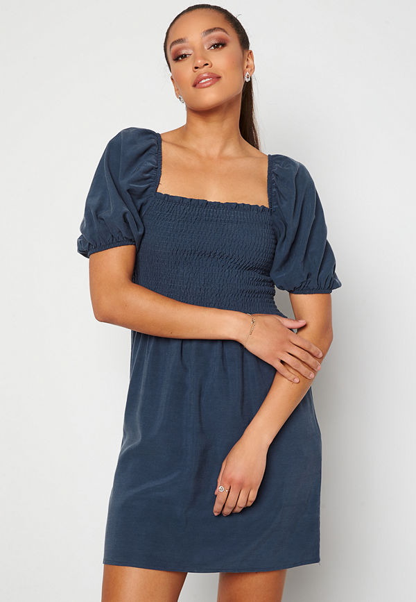 Trendyol Smock S/S Dress Lacivert/Navy