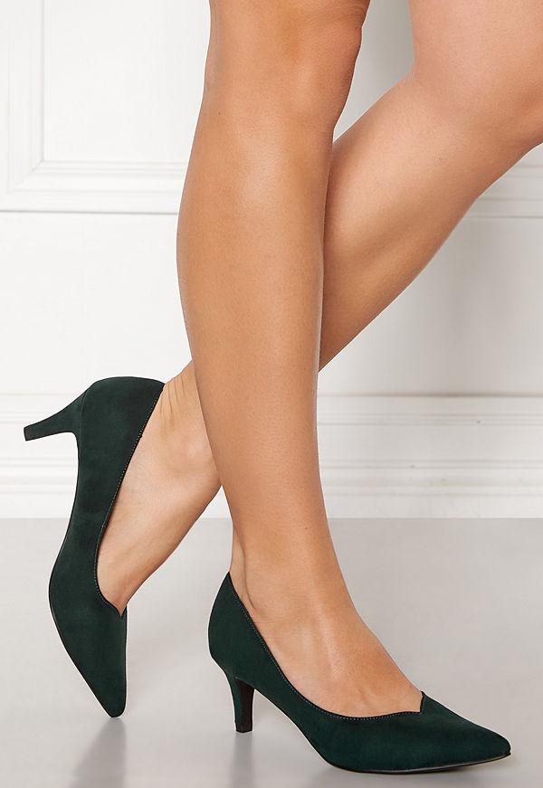New Look Skal Shoes Dark Green