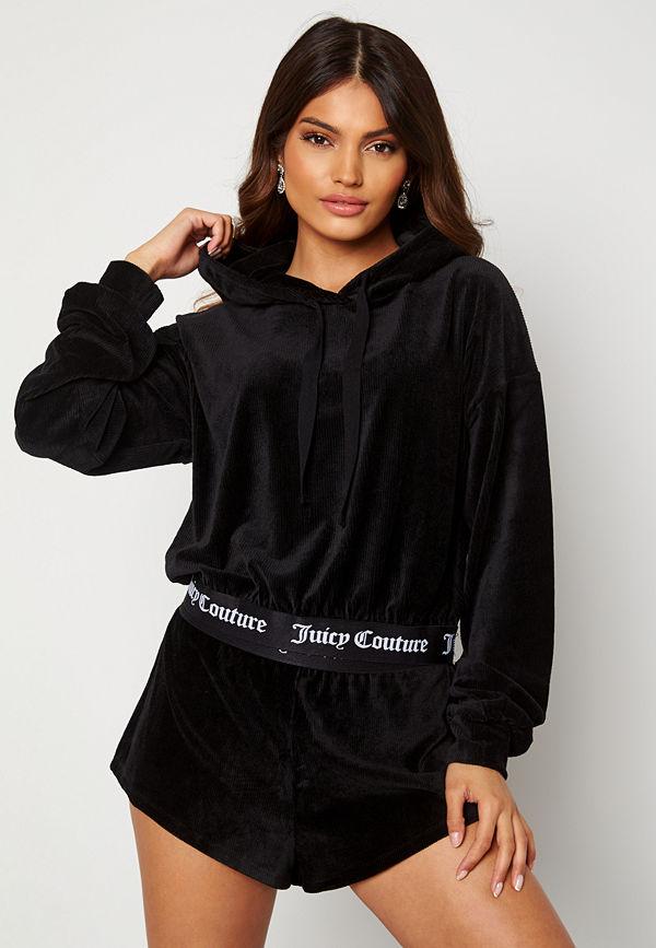 Juicy Couture Virgine Hoodie Black