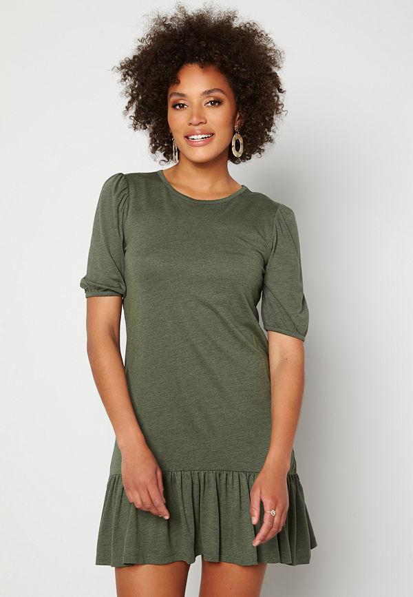 Jacqueline de Yong Urban Gabriella S/S Dress Kalamata / Melange