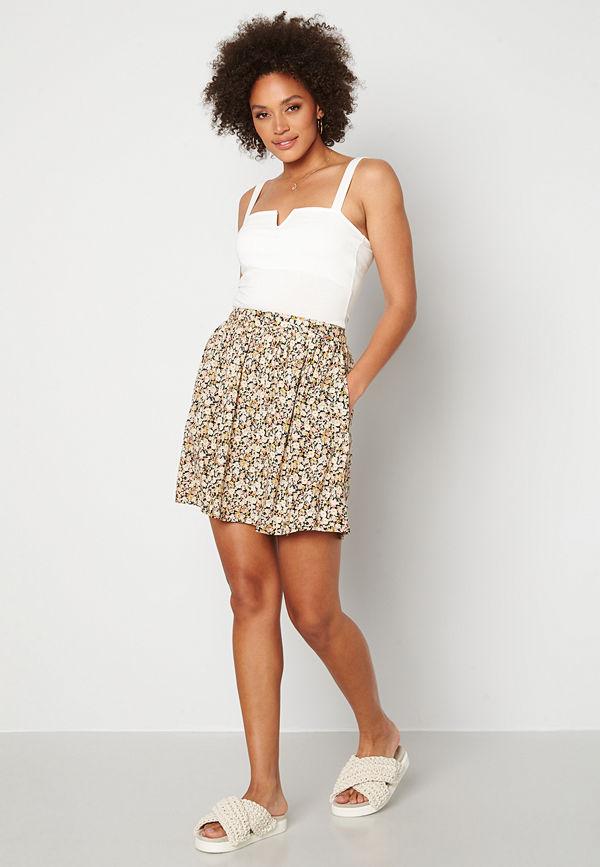 Pieces Nya MW Skirt Black
