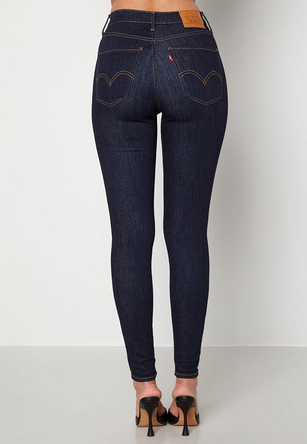 Levi's Mile High Super Skinny Jeans 0193 Top Shelf