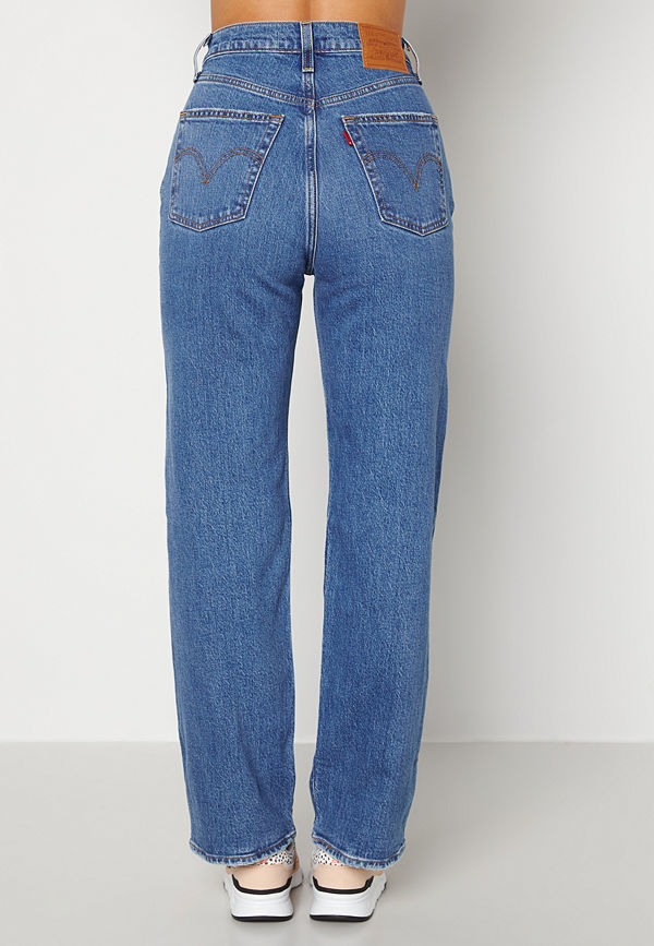 Levi's Ribcage Straight Ankle 0099 Jive Together