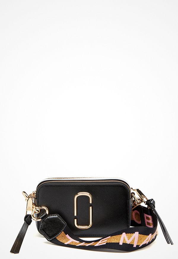 The Marc Jacobs svart axelväska Snapshot 003 New Black Multi