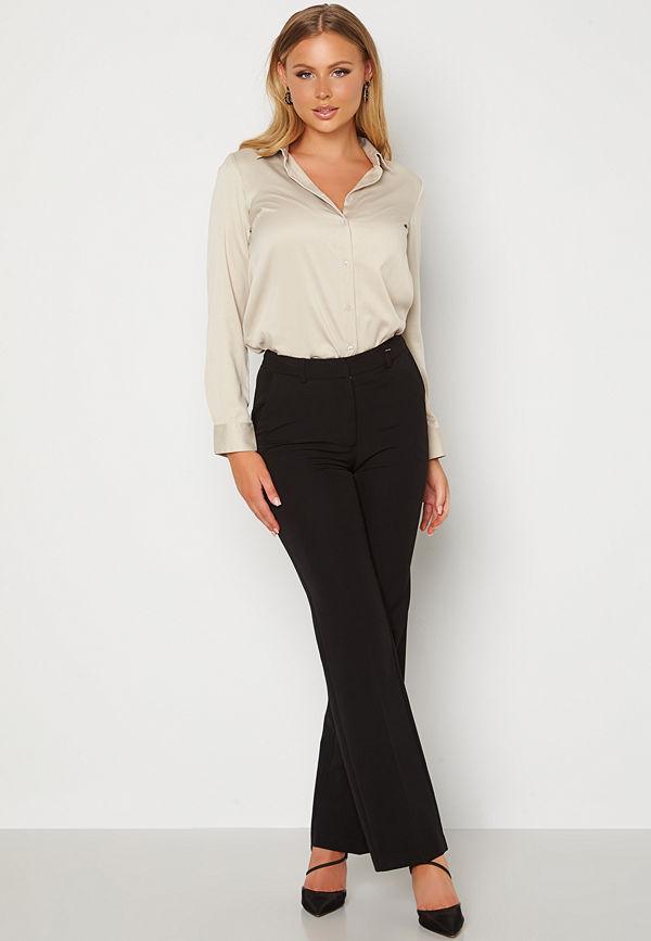 Chiara Forthi svarta byxor Gustina suit pants Black